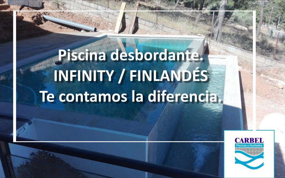 Canal desbordante Infinity / Finlandésa