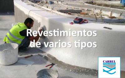 Revestimientos de piscinas /