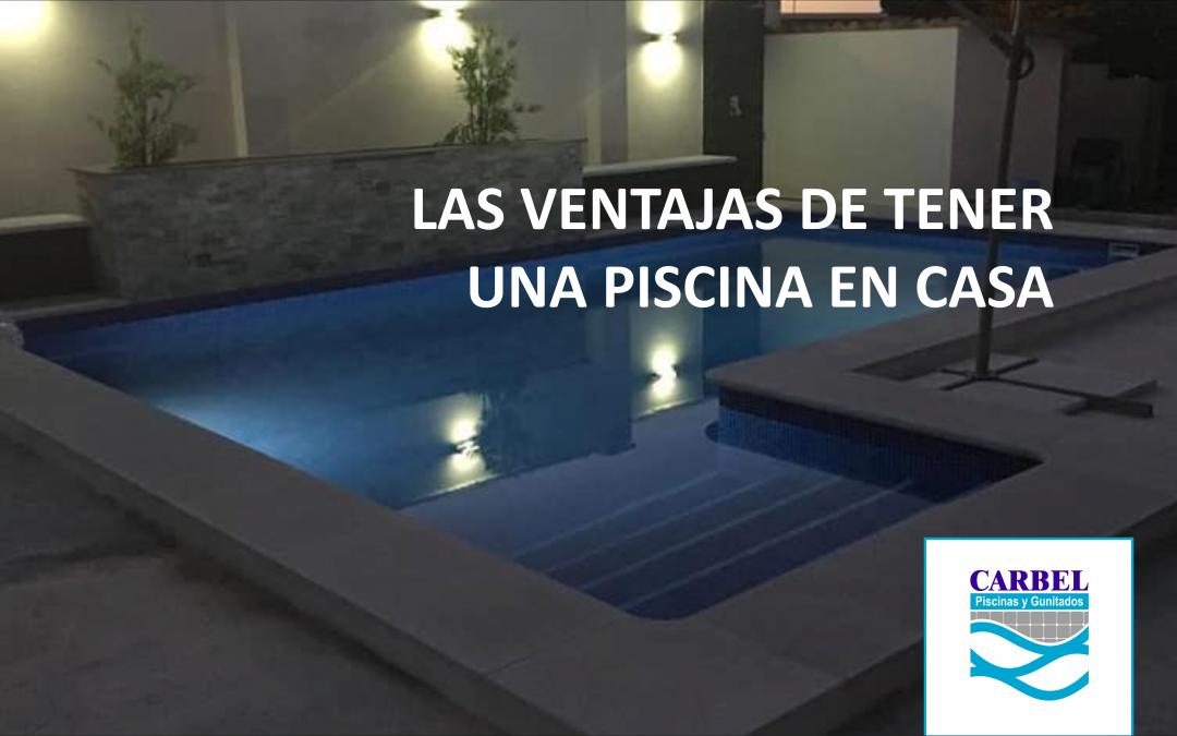 ¿Por que tener una piscina en casa? / Construcción de piscinas en Granada