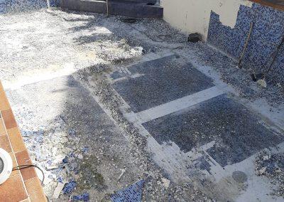 Arreglo e impermeabilizacion de piscina en Jaen 5