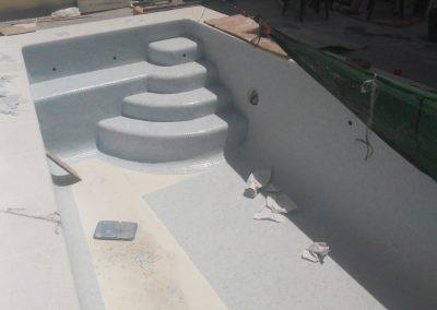 Piscina en Loja terraza piscinas y gunitados Carbel 2