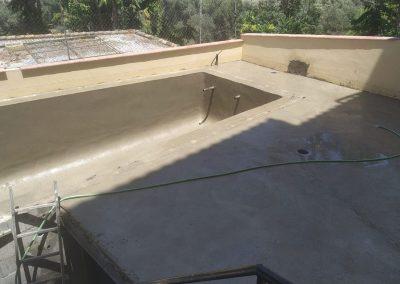 Piscina en Loja terraza piscinas y gunitados Carbel 6