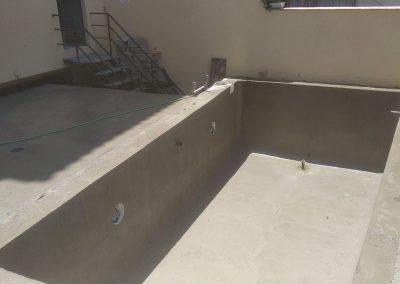 Piscina en Loja terraza piscinas y gunitados Carbel 7