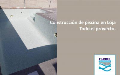 Piscina en Loja / Todo el proyecto